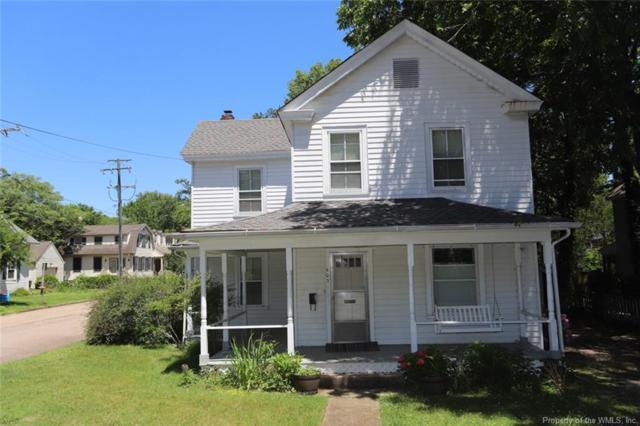 503 Tyler Street, Williamsburg, VA 23185 (MLS #1902636) :: Howard Hanna