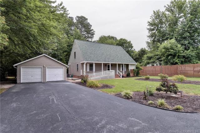 4421 Powhatan Crossing, Williamsburg, VA 23188 (MLS #1902700) :: Chantel Ray Real Estate