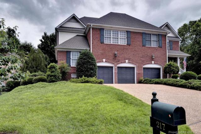 217 Brookwood Drive, Williamsburg, VA 23185 (#1902705) :: Abbitt Realty Co.