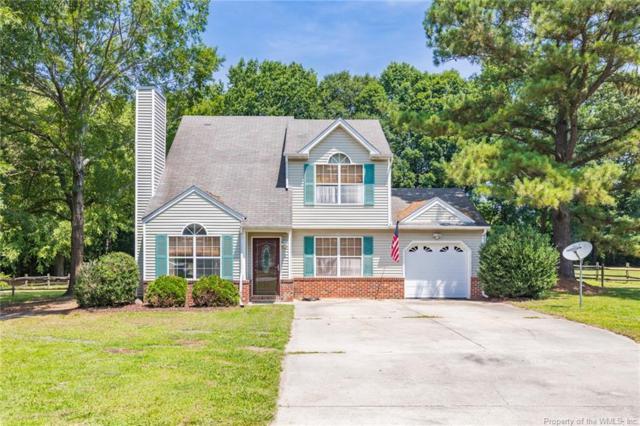 6489 Quail Hollow Drive, Hayes, VA 23072 (MLS #1902774) :: Chantel Ray Real Estate