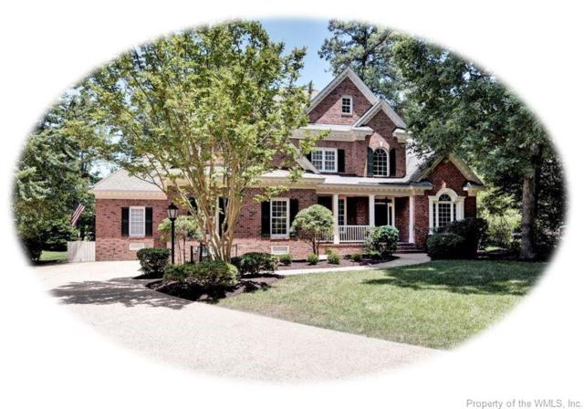 2948 Leatherleaf Drive, Williamsburg, VA 23168 (MLS #1902792) :: Chantel Ray Real Estate