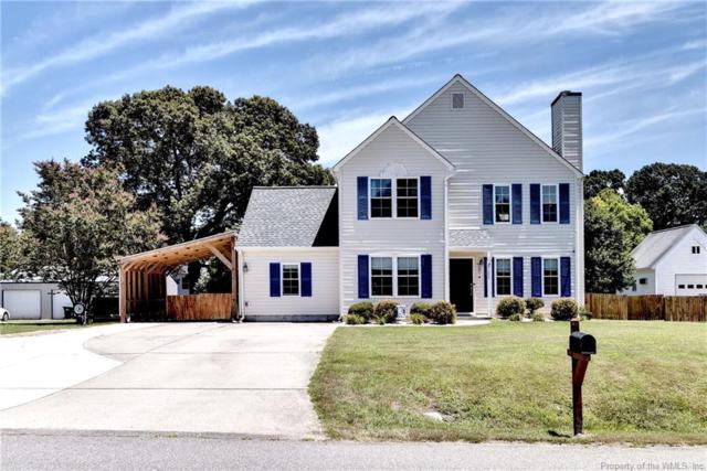 7609 Thacher Drive, Toano, VA 23168 (#1902830) :: Abbitt Realty Co.