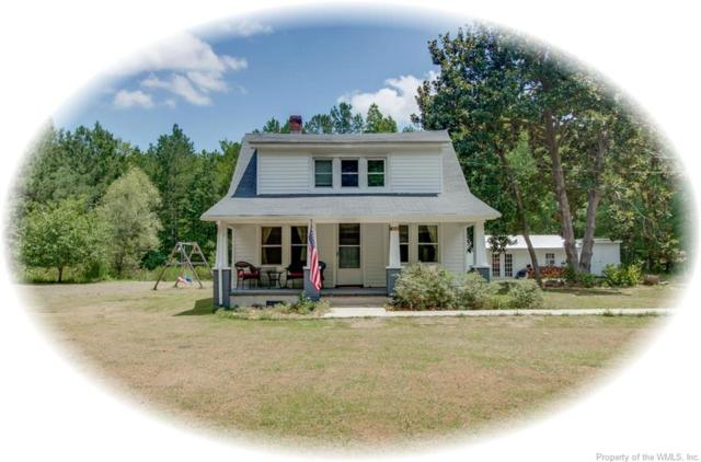 460 Holly Point Road, Mathews, VA 23109 (MLS #1902848) :: Chantel Ray Real Estate