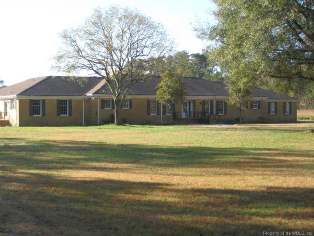 2366 Brentwood Drive, Hayes, VA 23072 (MLS #1902867) :: Chantel Ray Real Estate