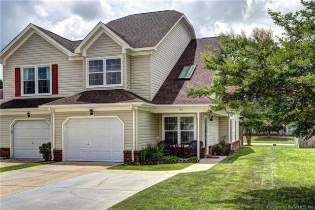103 Rhetts Run, Yorktown, VA 23692 (MLS #1902961) :: Chantel Ray Real Estate