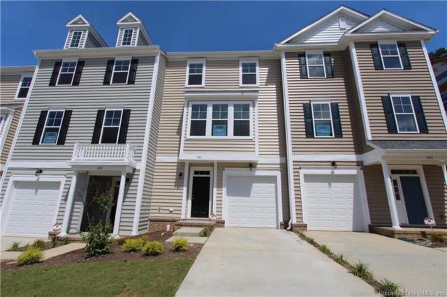 1502 Prosperity #75, Williamsburg, VA 23188 (MLS #1902984) :: Chantel Ray Real Estate