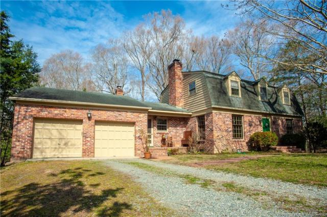 106 Glenwood Drive, Williamsburg, VA 23185 (MLS #1903004) :: Chantel Ray Real Estate