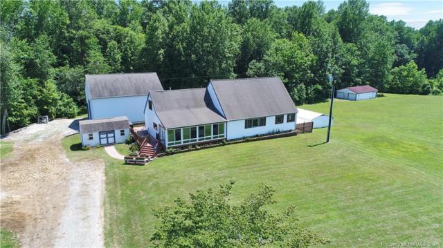 1245 Milby Town Road, Shacklefords, VA 23156 (MLS #1903049) :: Chantel Ray Real Estate