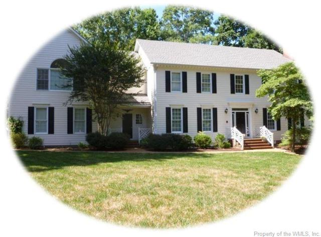 116 Henry Tyler Drive, Williamsburg, VA 23188 (#1903057) :: Abbitt Realty Co.