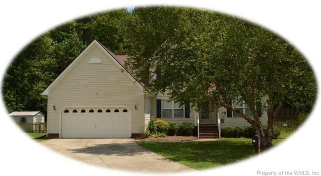 5124 E Grace Court, Williamsburg, VA 23188 (MLS #1903082) :: Howard Hanna