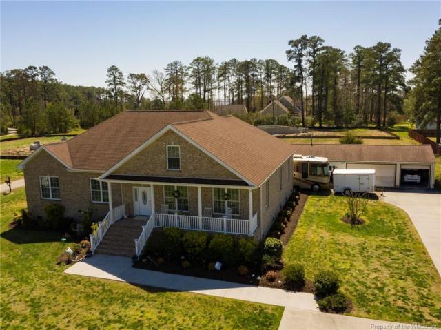 204 Sir Ralph Lane, Poquoson, VA 23662 (MLS #1903101) :: Chantel Ray Real Estate