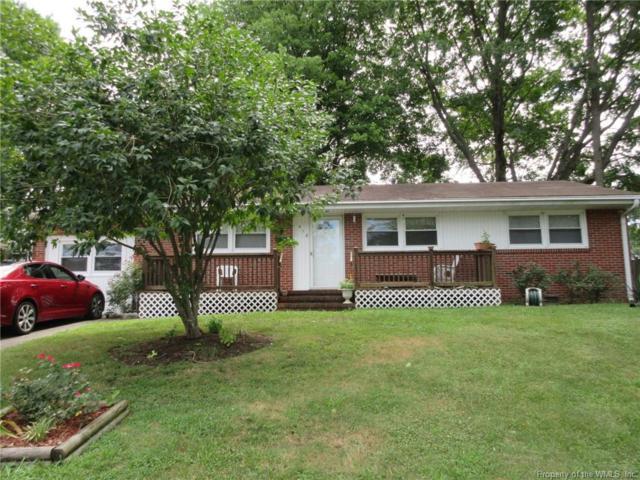 418 Nicewood Drive, Newport News, VA 23602 (#1903148) :: Abbitt Realty Co.