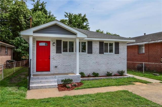 204 Taylor Avenue W, Hampton, VA 23663 (#1903187) :: Abbitt Realty Co.