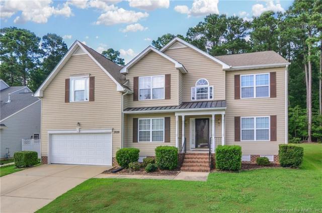 3939 St Erics Turn, Williamsburg, VA 23185 (MLS #1903248) :: Chantel Ray Real Estate