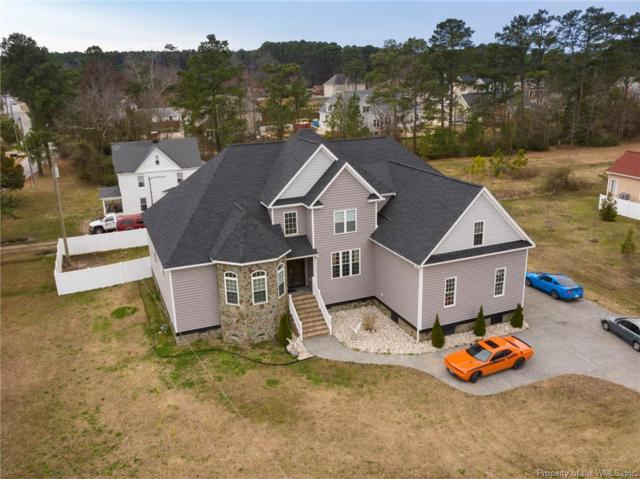 169 Beach Road, Poquoson, VA 23662 (MLS #1903356) :: Chantel Ray Real Estate