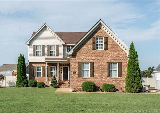 4036 Dunbarton Circle, Toano, VA 23188 (#1903375) :: Abbitt Realty Co.