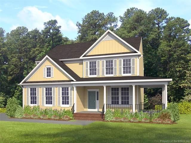 2524 William Tankard Drive, Williamsburg, VA 23185 (MLS #1903384) :: Chantel Ray Real Estate