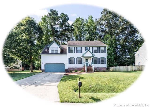 5228 Rockingham Drive, Williamsburg, VA 23188 (MLS #1903392) :: Howard Hanna