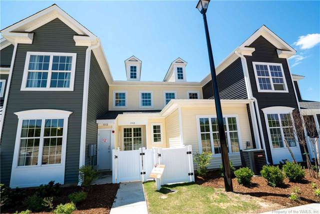 102 Promenade Lane 1-02, Williamsburg, VA 23185 (MLS #1903393) :: Chantel Ray Real Estate
