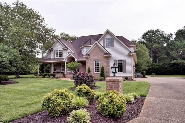 1 Dryden Drive, Poquoson, VA 23662 (MLS #1903409) :: Chantel Ray Real Estate