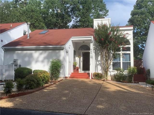 909 Wood Duck Commons, Williamsburg, VA 23188 (MLS #1903412) :: Chantel Ray Real Estate