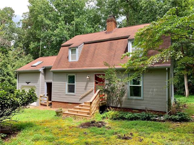 106 Warrens Pond Road, Toano, VA 23168 (MLS #1903435) :: Chantel Ray Real Estate