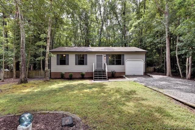 3840 Fox Run, Williamsburg, VA 23188 (MLS #1903436) :: Chantel Ray Real Estate