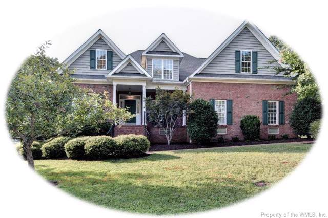 4020 Colonial Crescent, Williamsburg, VA 23188 (MLS #1903444) :: Howard Hanna