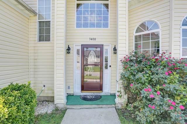 3400 Rilee Circle, Toano, VA 23168 (MLS #1903472) :: Chantel Ray Real Estate