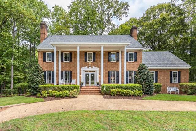 13 Whittakers Mill Road, Williamsburg, VA 23185 (MLS #1903486) :: Howard Hanna
