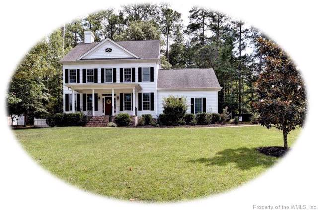 136 Mid Ocean, Williamsburg, VA 23188 (MLS #1903506) :: Howard Hanna