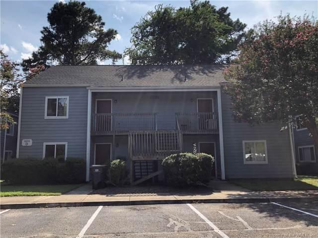 1203 Jamestown Road D4, Williamsburg, VA 23185 (MLS #1903544) :: Chantel Ray Real Estate