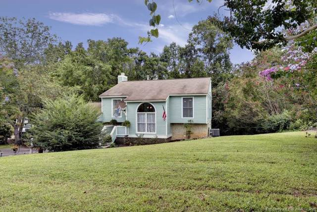 109 Nice Drive, Williamsburg, VA 23188 (MLS #1903571) :: Chantel Ray Real Estate