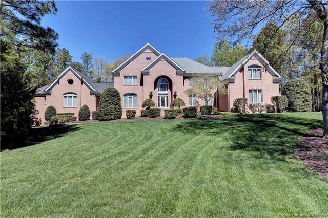 2408 Richard Bolling, Williamsburg, VA 23185 (MLS #1903577) :: Chantel Ray Real Estate