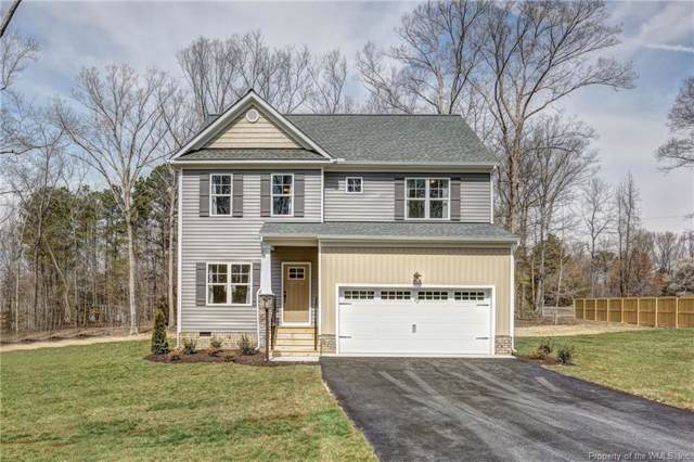 1490 Dispatch Road, Quinton, VA 23141 (#1903608) :: The Bell Tower Real Estate Team