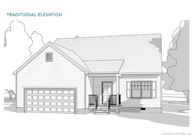 015 Dispatch Road, Quinton, VA 23141 (MLS #1903610) :: Chantel Ray Real Estate