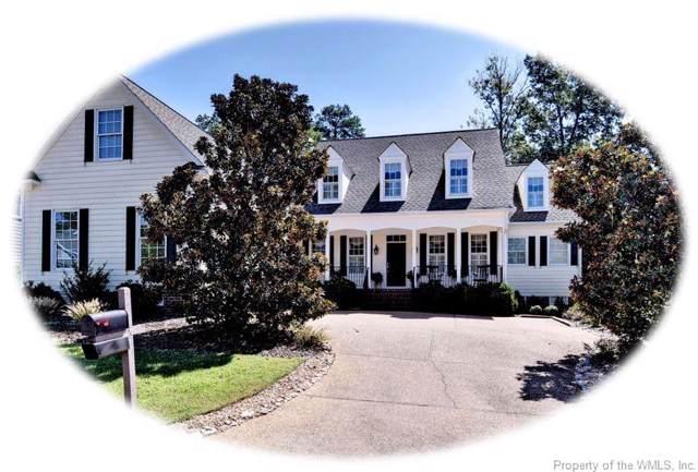 123 S Turnberry, Williamsburg, VA 23188 (MLS #1903649) :: Chantel Ray Real Estate
