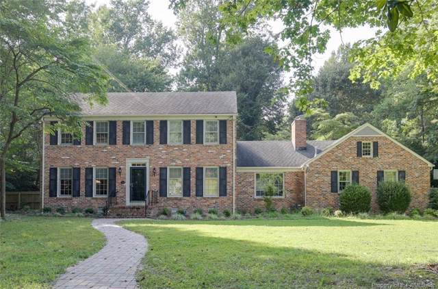 113 Sherwood Drive, Williamsburg, VA 23185 (MLS #1903650) :: Chantel Ray Real Estate