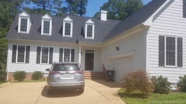 101 Royal Adelaide, Williamsburg, VA 23188 (MLS #1903653) :: Chantel Ray Real Estate