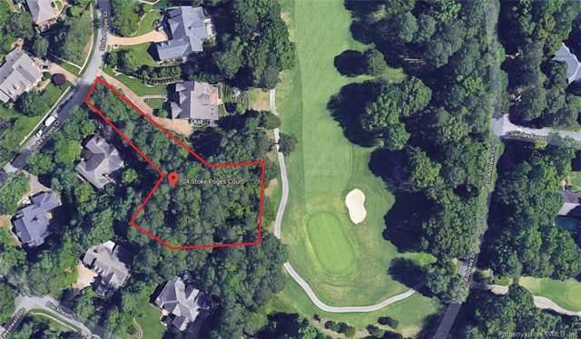 104 Stoke Poges, Williamsburg, VA 23188 (MLS #1903659) :: Chantel Ray Real Estate