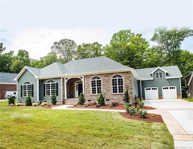 305 Cliftons Bluff, Williamsburg, VA 23188 (MLS #1903668) :: Chantel Ray Real Estate