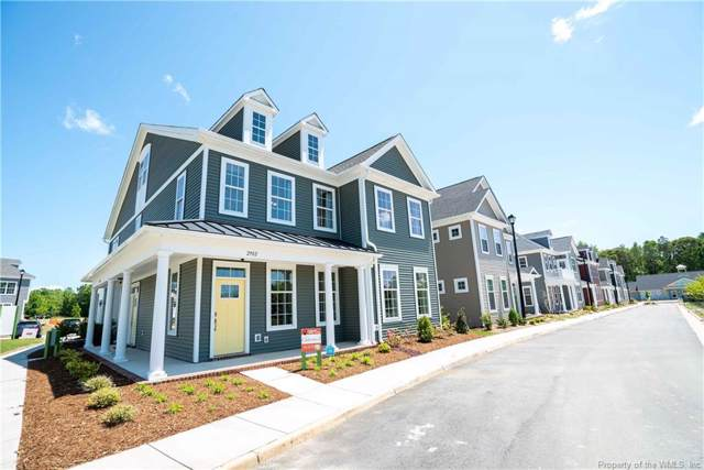 5102 Promenade Lane 51-02, Williamsburg, VA 23185 (MLS #1903681) :: Chantel Ray Real Estate