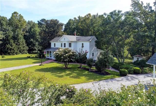 562 Hockley Lane, Shacklefords, VA 23156 (MLS #1903699) :: Chantel Ray Real Estate