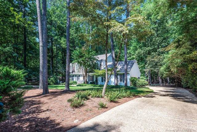 108 Tolers Road, Williamsburg, VA 23185 (MLS #1903764) :: Chantel Ray Real Estate