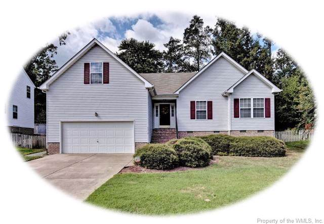 5312 Rockingham Drive, Williamsburg, VA 23188 (MLS #1903775) :: Chantel Ray Real Estate
