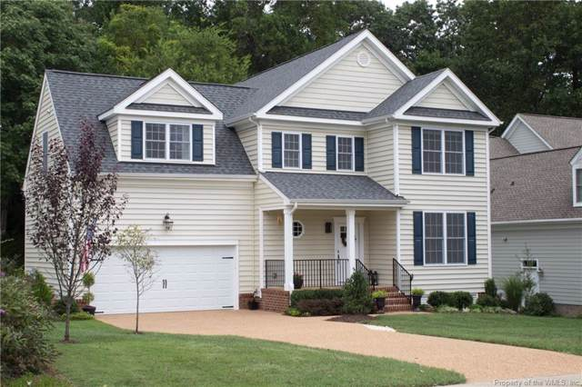 3117 Ridge Drive, Toano, VA 23168 (MLS #1903792) :: Chantel Ray Real Estate