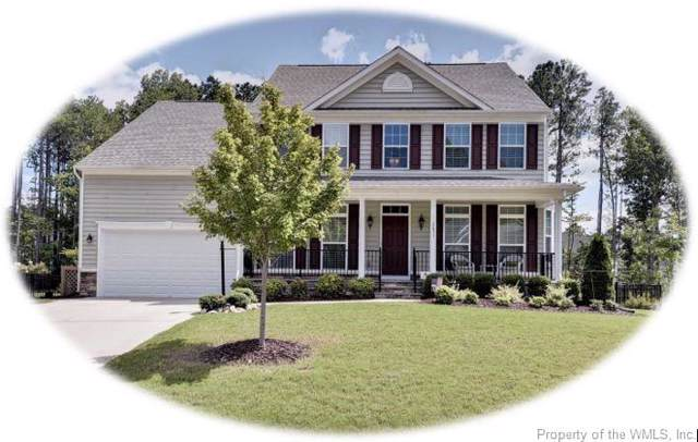 2637 Brownstone Circle, Williamsburg, VA 23185 (MLS #1903808) :: Chantel Ray Real Estate