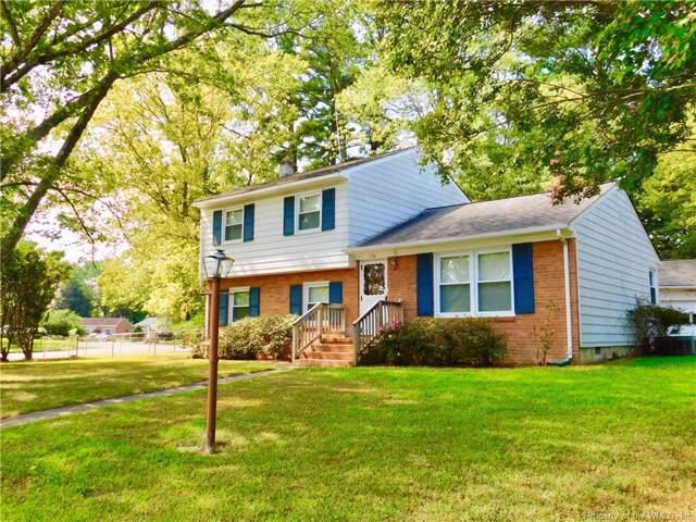 176 Sheppard Drive, Williamsburg, VA 23185 (MLS #1903812) :: Chantel Ray Real Estate