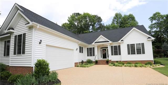 9817 Cross Branch, Toano, VA 23168 (MLS #1903816) :: Chantel Ray Real Estate