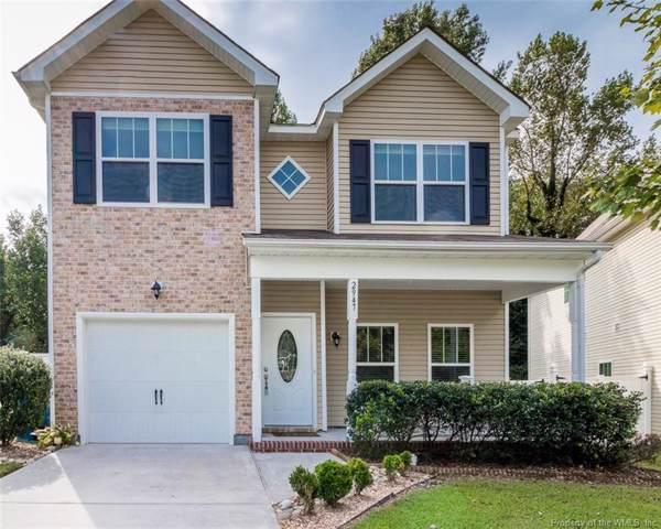 2947 Snuggles Court, Toano, VA 23168 (MLS #1903818) :: Chantel Ray Real Estate